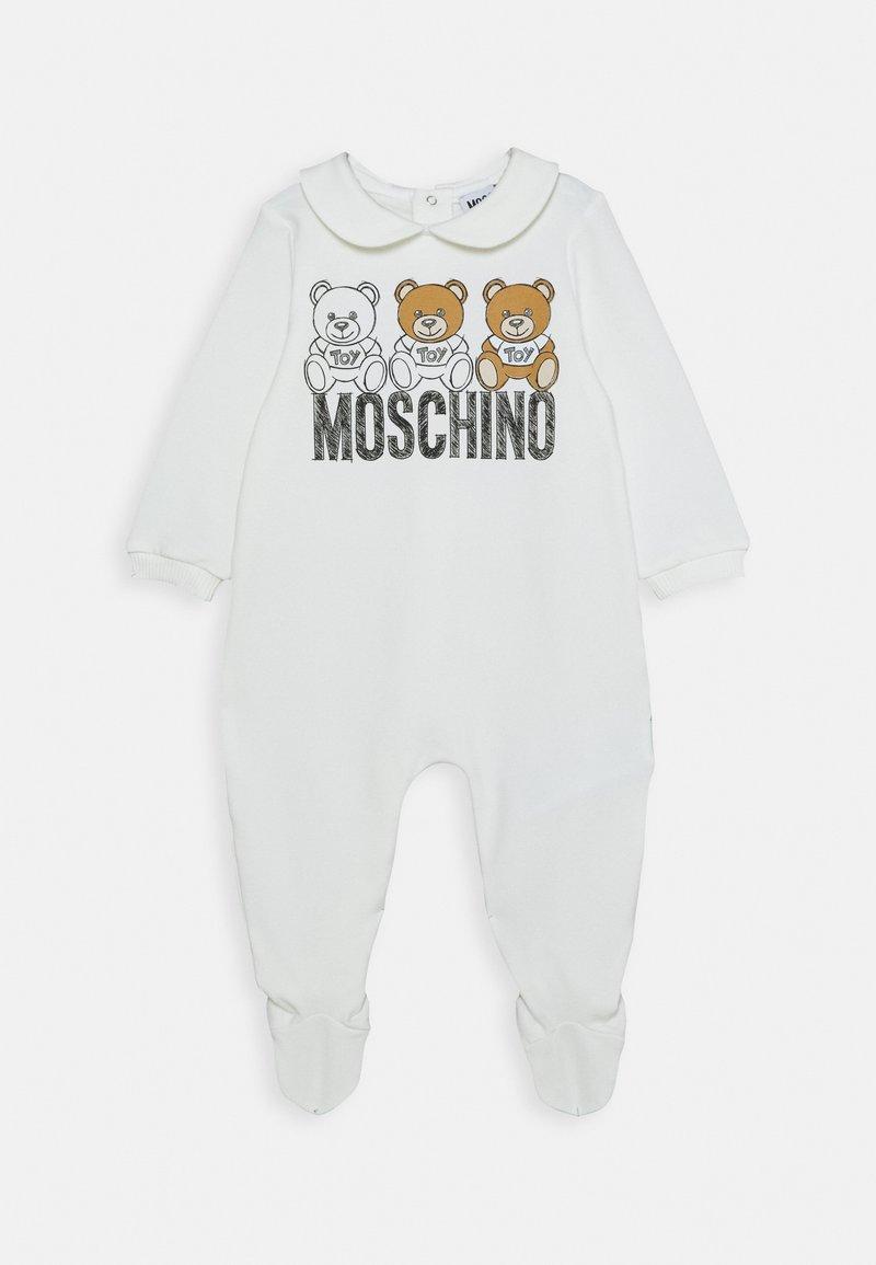 MOSCHINO - BABYGROW GIFT BOX - Pyžamo - cloud