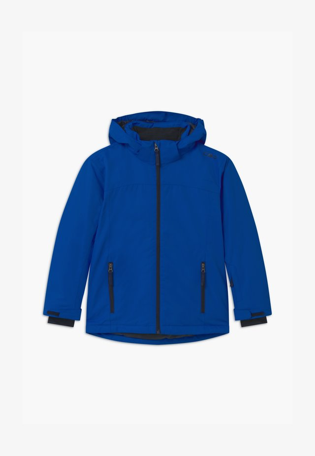 BOY SNAPS HOOD - Ski jas - royal blue