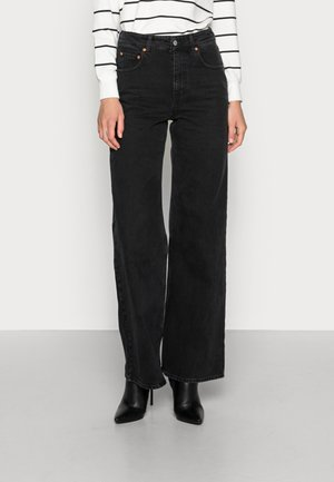 AMARILLO - Relaxed fit jeans - rebel black