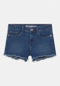 Tiffosi - Denim shorts - blue - 0