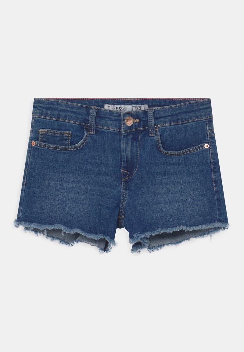 Tiffosi - Denim shorts - blue