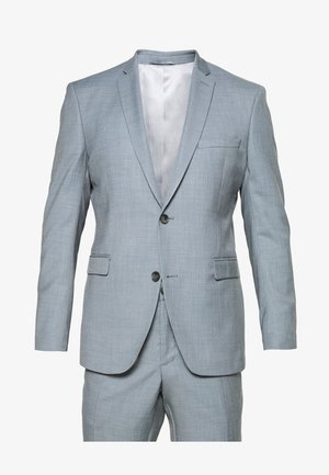 SHARKSKIN - Kostym - light blue