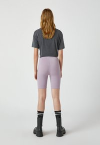 PULL&BEAR - Shorts - purple - 2