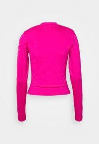Reebok - LONG SLEEVE - Long sleeved top - pink - 1