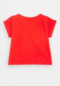Frugi - SOPHIA SLUB - T-shirt print - koi red - 1