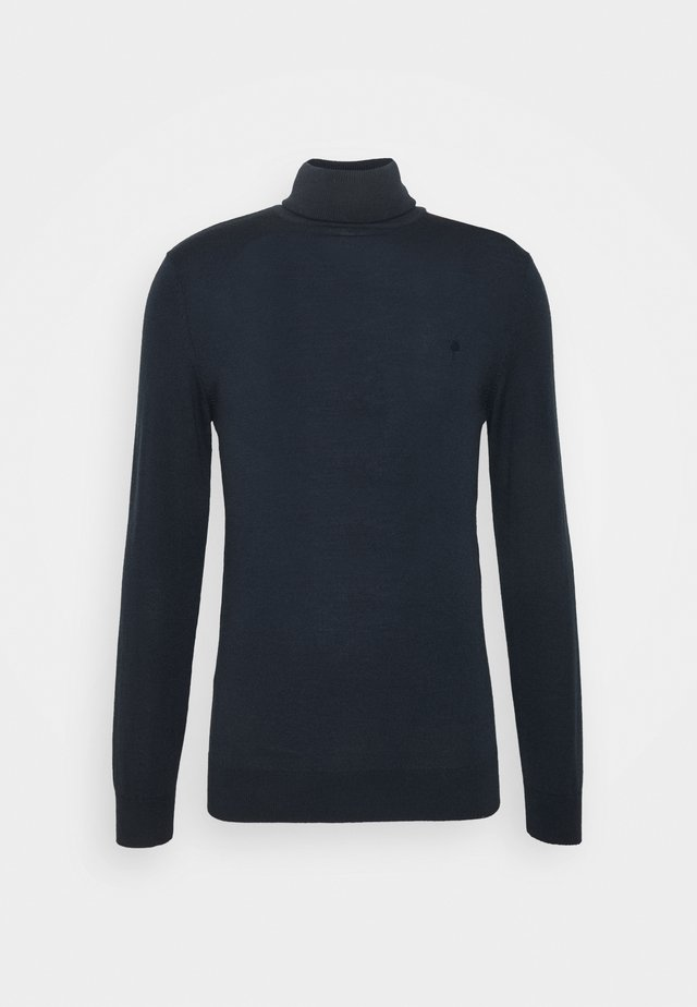 FAROZ SWEATER  - Neule - darkblue