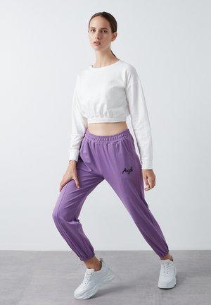 Trainingsbroek - lilac