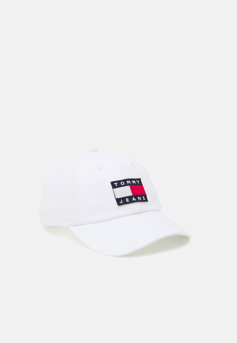 Tommy Jeans - HERITAGE UNISEX - Cappellino - white