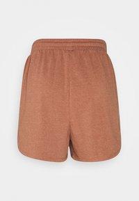 Cotton On Body - LIFESTYLE ON YA BIKE SHORT - Sports shorts - cashew marle - 1
