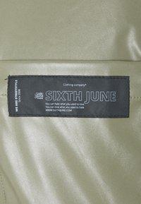Sixth June - Summer jacket - khaki - 2