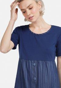 HELMIDGE - Day dress - blau - 3