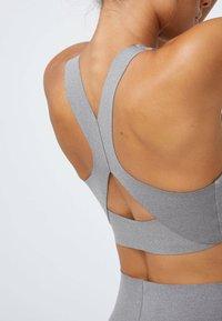 OYSHO - Sports bra - grey - 5