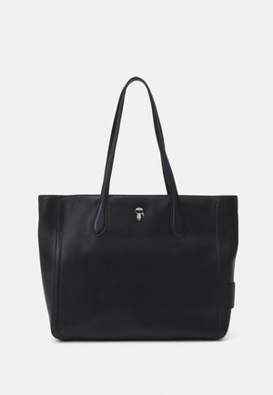 IKONIK 3D PIN TOTE - Handbag - black