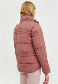 Finn Flare - Winter jacket - dark pink - 2