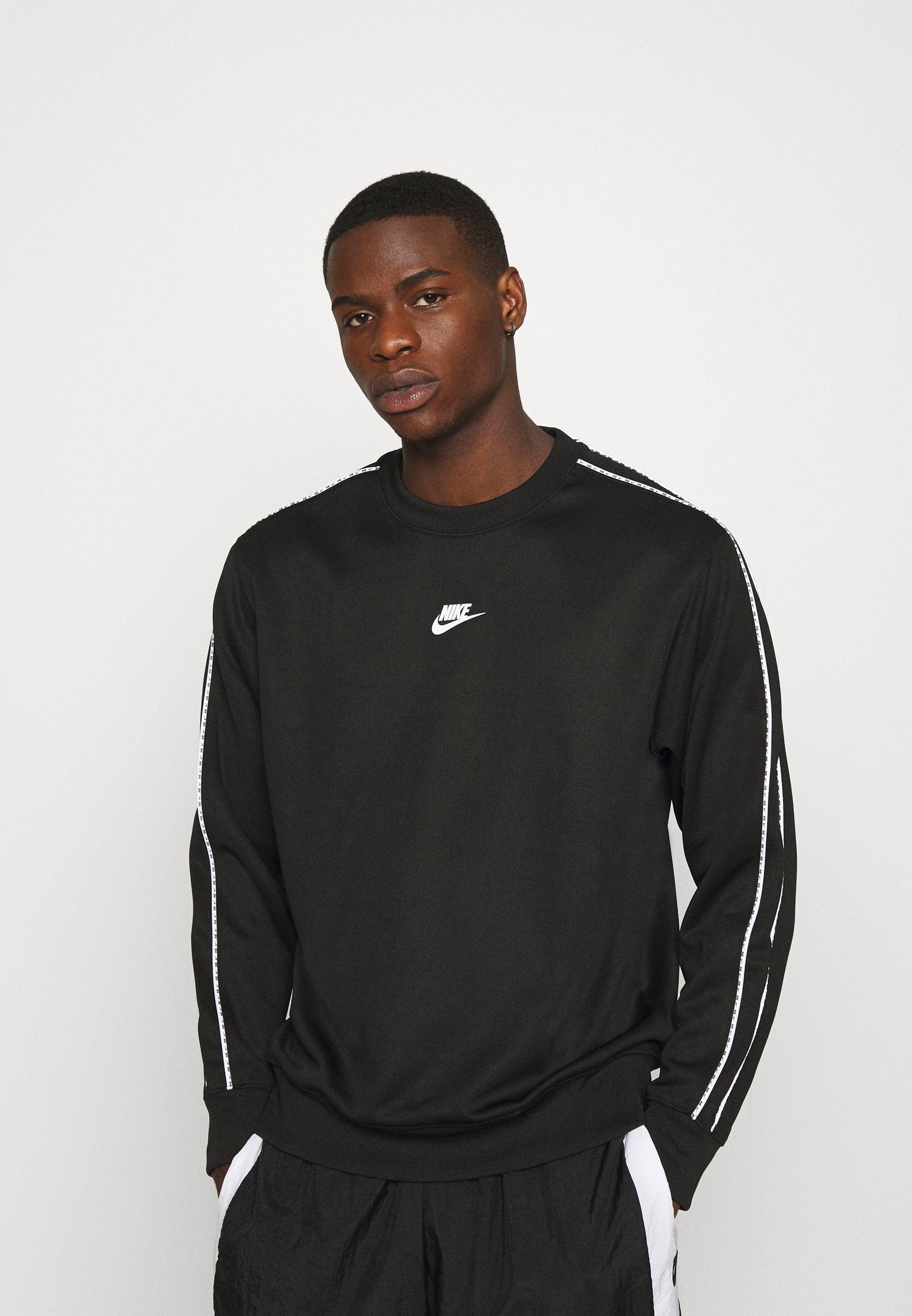 Nike Sportswear TECH PACK CREW Sweatshirt black Zalando.at