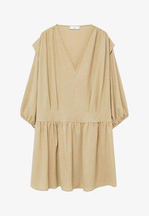 RIMEL - Denní šaty - zand