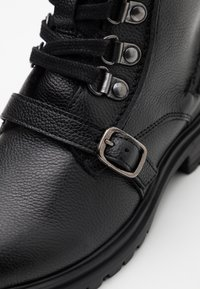 Friboo - Lace-up ankle boots - black - 5