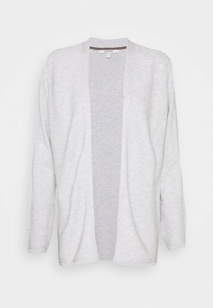 CORE CARDI - Cardigan - light grey