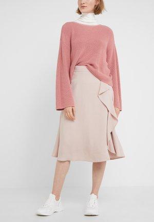 Áčková sukně - pampered pink