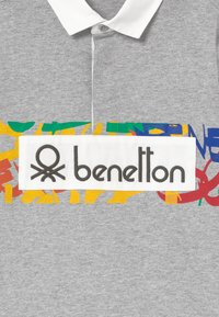 Benetton - FUNZIONE BOY - Polo shirt - grey - 2
