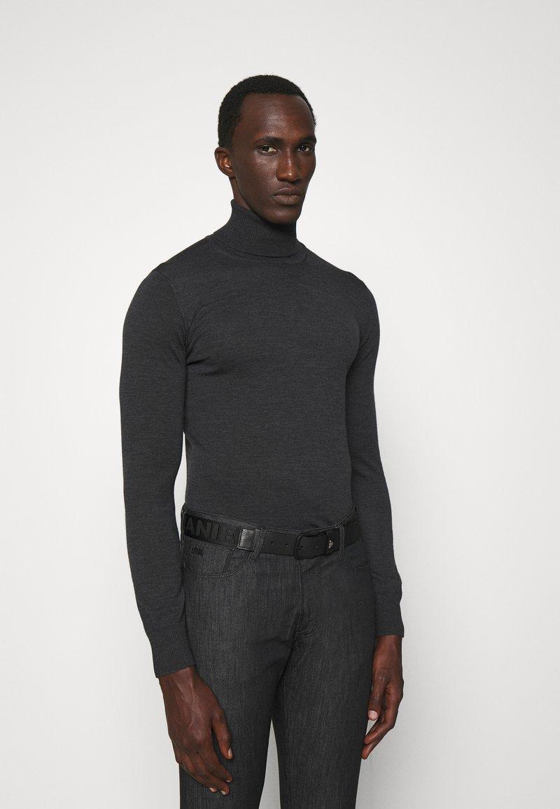 Emporio Armani - Belt - black