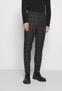 PS Paul Smith - MENS TROUSER - Stoffhose - anthracite - 0