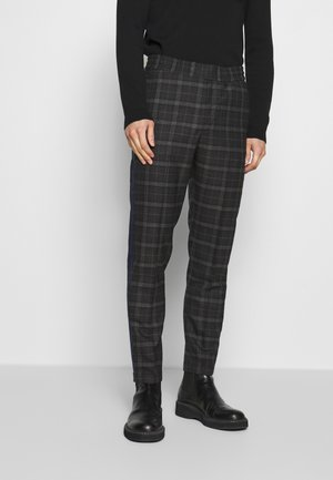 MENS TROUSER - Trousers - anthracite