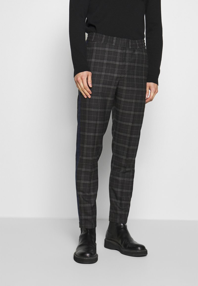 PS Paul Smith - MENS TROUSER - Stoffhose - anthracite