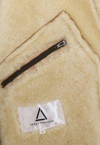 Serge Pariente - KENNEDY - Leather jacket - camel - 8