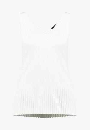TANK - Top - off white