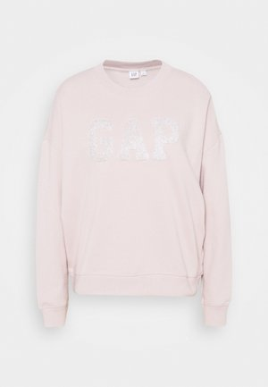 SHINE - Sweater - dull rose