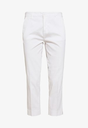 TROUSERS - Stoffhose - white