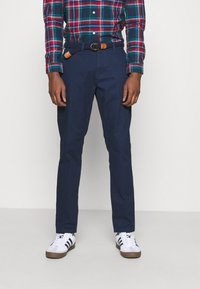 Only & Sons - ONSWILL LIFE BELT - Chinosy - dress blues - 0