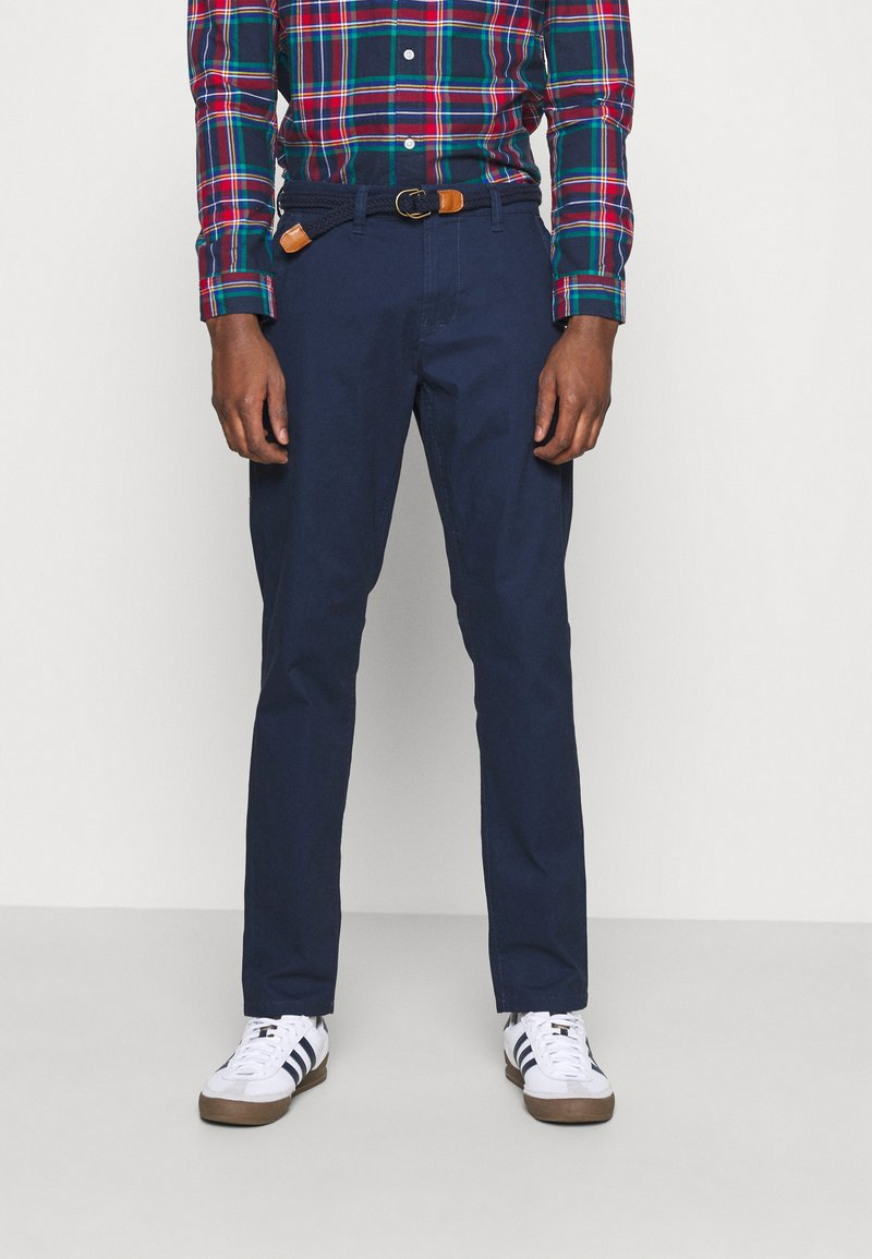 Only & Sons - ONSWILL LIFE BELT - Chinosy - dress blues