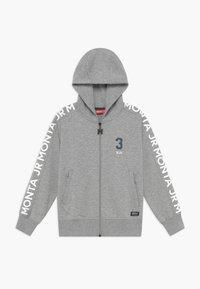 Monta Juniors - CRATO - Zip-up hoodie - heather grey - 0