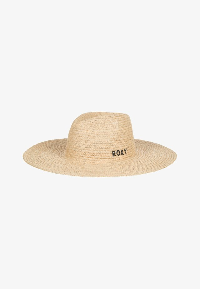 ONLY THE OCEAN  - Chapeau - natural