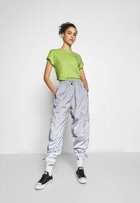 Fila - EARA TEE - T-shirts - sharp green - 1
