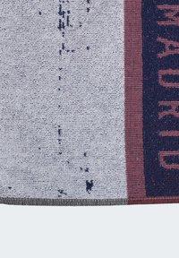 adidas Performance - REAL MADRID COTTON TOWEL - Håndkle - blue - 3