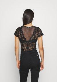 Morgan - DONAO - Camiseta estampada - noir - 2