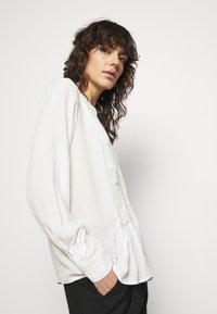Bruuns Bazaar - CAMILLA MAY  - Blouse - white - 4