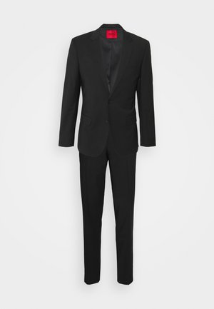 HENRY GETLIN - Suit - black