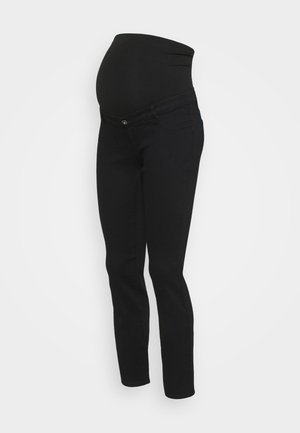 OVERBUMP ELLIS  - Slim fit jeans - black