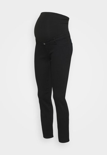 OVERBUMP ELLIS  - Slim fit jeans - black