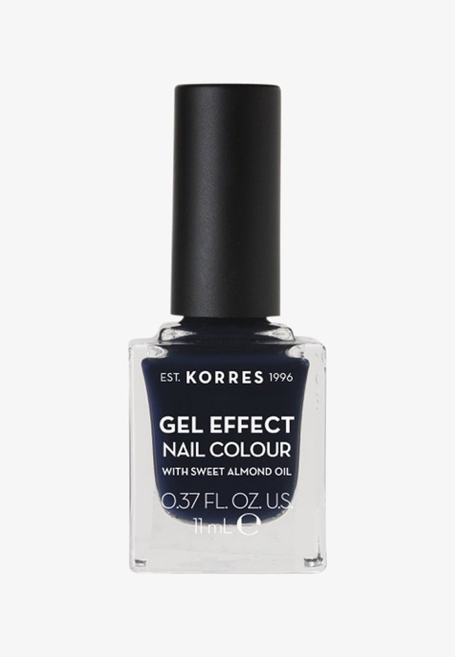 GEL-EFFEKT NAGELLACK - Neglelak - steel blue 88