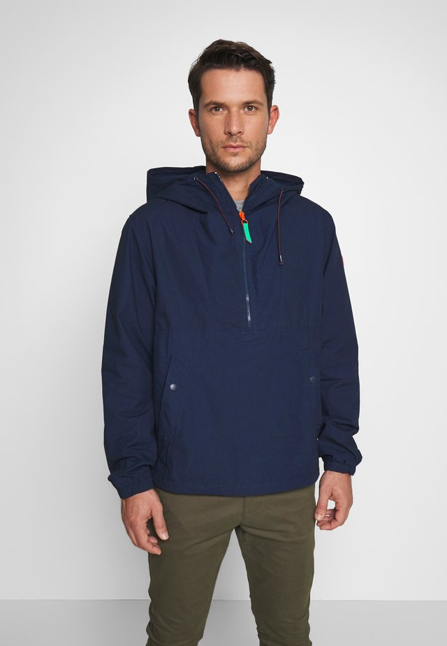 CAGOULE - Windbreaker - dark blue