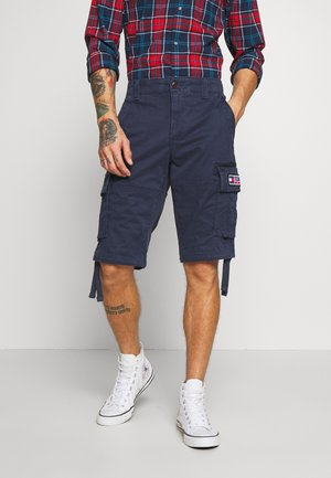 SOLID - Shorts - twilight navy
