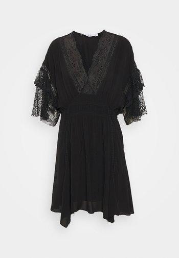 DERULO - Cocktail dress / Party dress - black