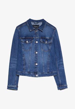 Džínová bunda - blue-black denim