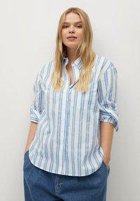 Violeta by Mango - PEDRO8 - Button-down blouse - light blue - 0