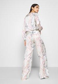 Mykke Hofmann - HELENA - Trousers - white - 2